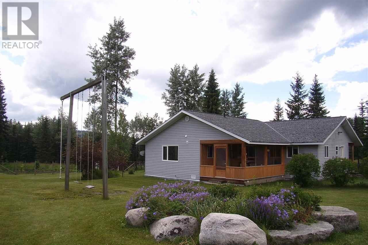 House for sale at 7647 Machete Lake Rd Bridge Lake British Columbia - MLS: R2389573