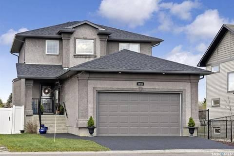House for sale at 7648 Cattail Pl Regina Saskatchewan - MLS: SK772937