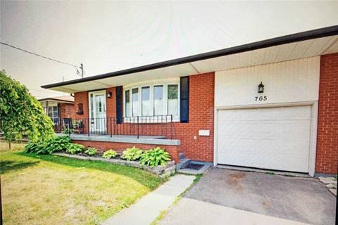 House for sale at 765 Adelaide Ave Oshawa Ontario - MLS: E4552921