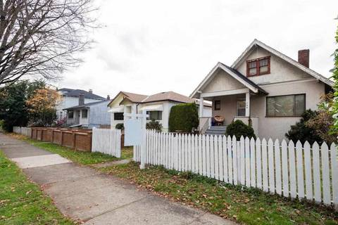 House for sale at 765 24th Ave E Vancouver British Columbia - MLS: R2345831