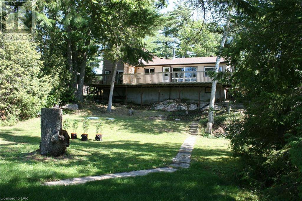 Townhouse for sale at 7654 Doner Dr Washago Ontario - MLS: 225224