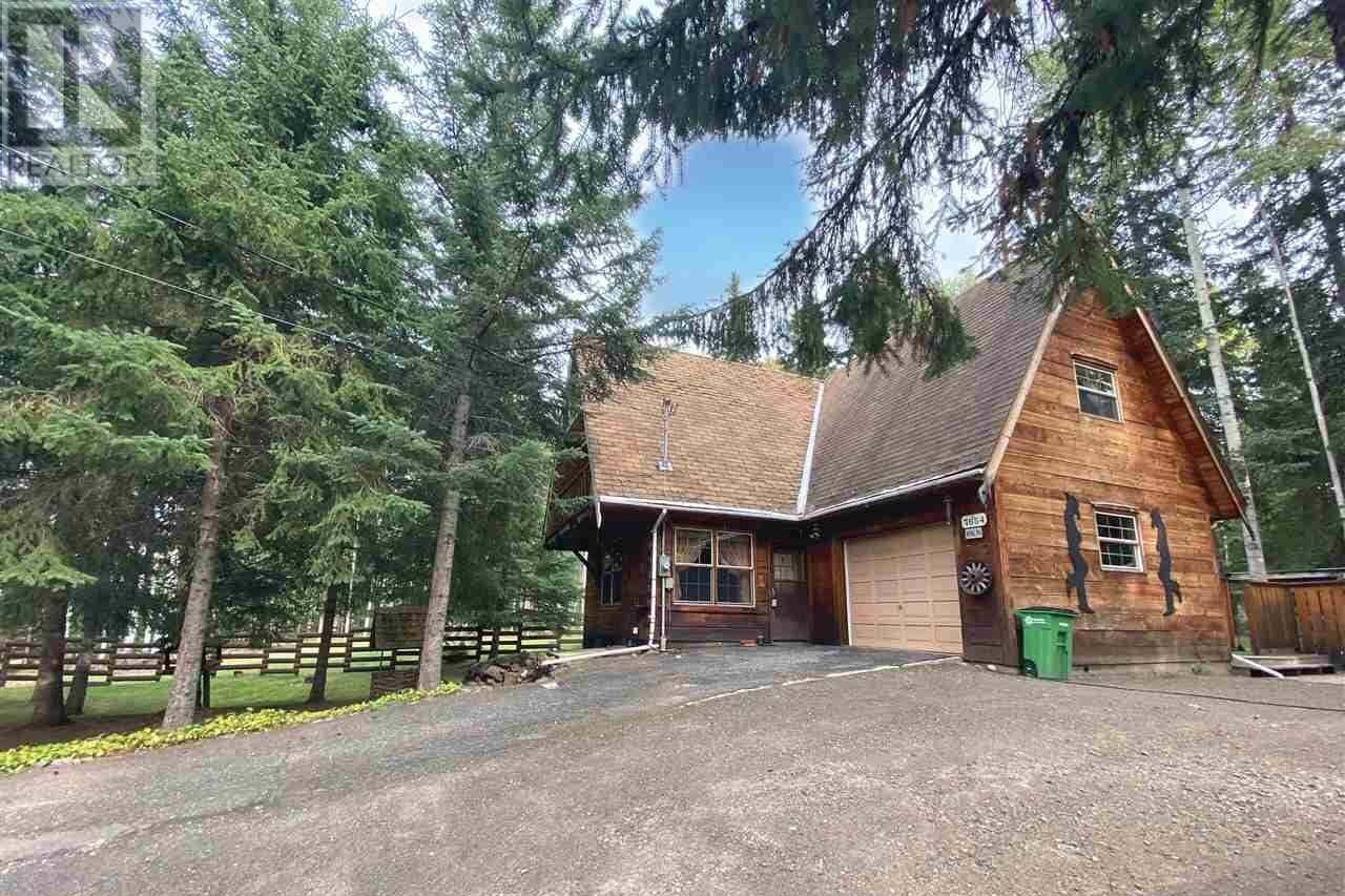 House for sale at 7654 King Rd Deka Lake / Sulphurous / Hathaway Lakes British Columbia - MLS: R2498141