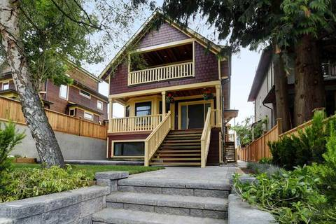 Townhouse for sale at 766 14th Ave E Vancouver British Columbia - MLS: R2386689