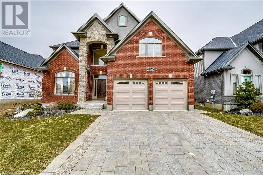 House for sale at 766 Hickoryridge Common London Ontario - MLS: 230928