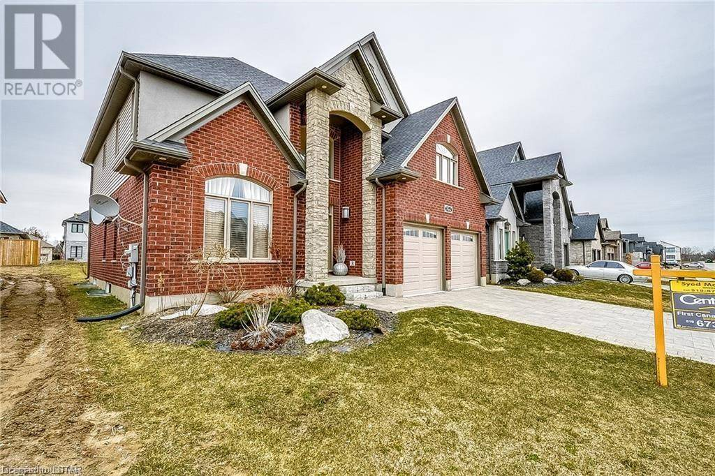 House for sale at 766 Hickoryridge Common London Ontario - MLS: 236093