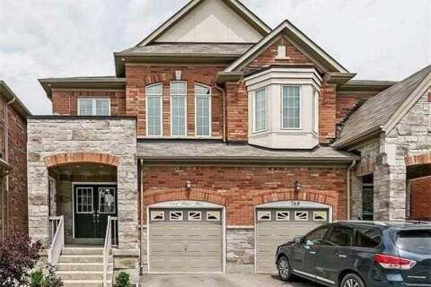 Townhouse for sale at 766 Pitcher Pl Milton Ontario - MLS: W4905143