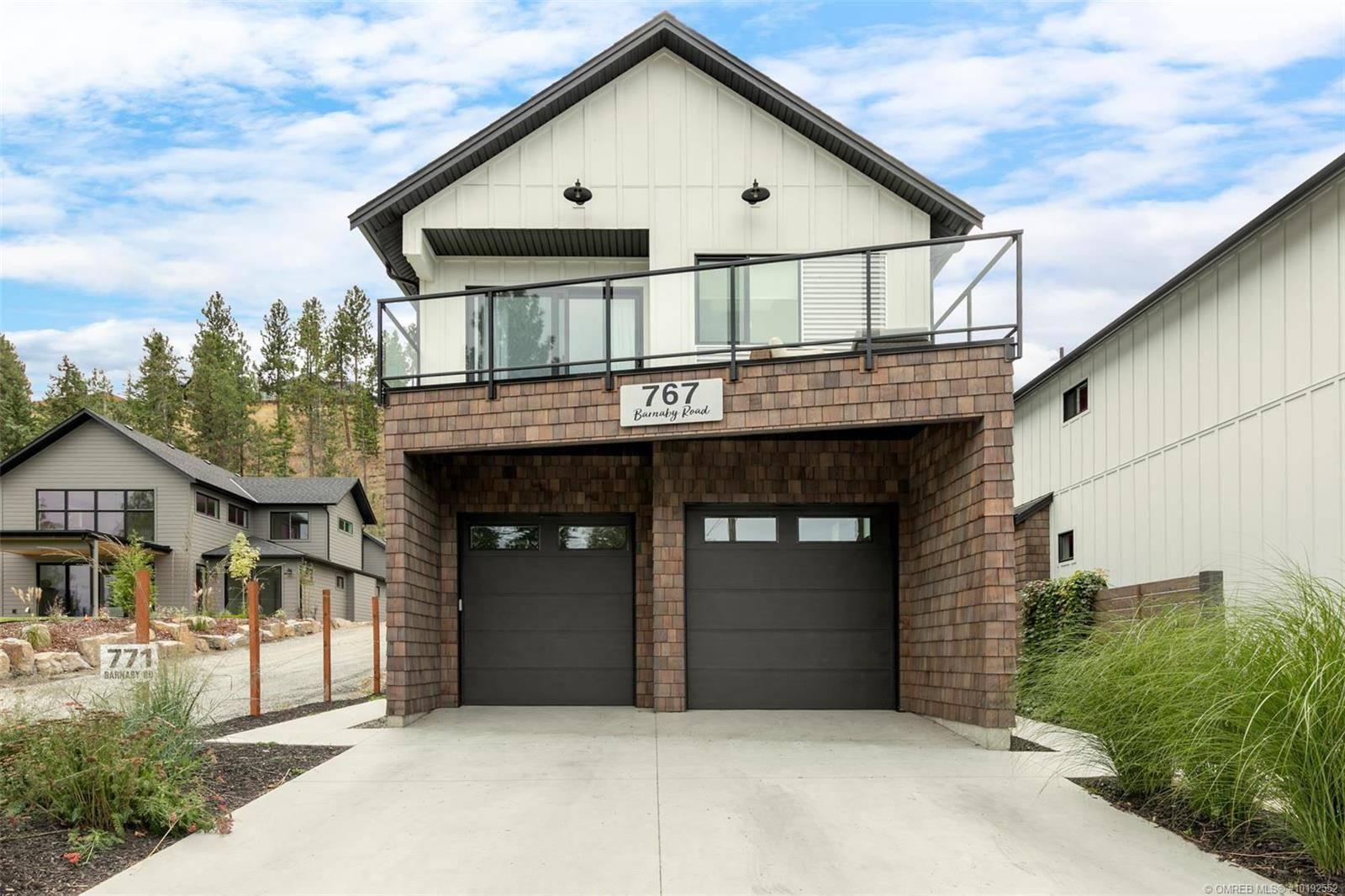 House for sale at 767 Barnaby Rd Kelowna British Columbia - MLS: 10192552