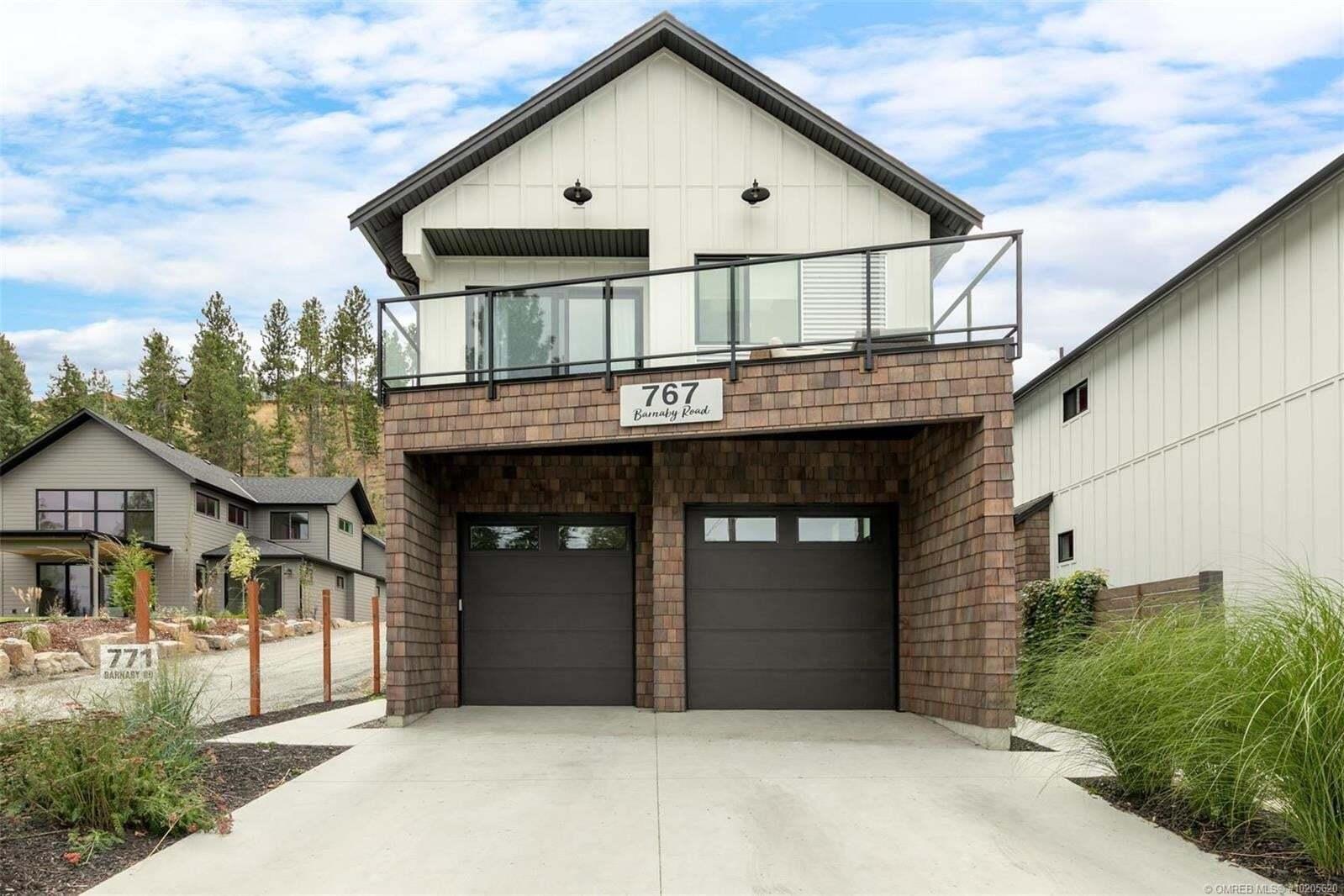 House for sale at 767 Barnaby Rd Kelowna British Columbia - MLS: 10205620