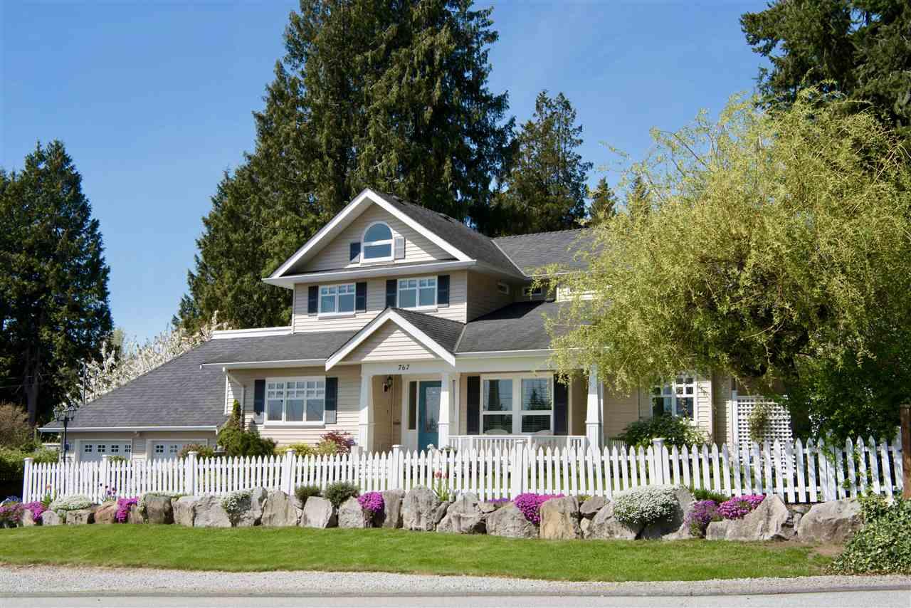 Sold: 767 Edgar Avenue, Coquitlam, BC