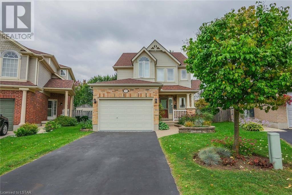 House for sale at 767 Redoak Pl London Ontario - MLS: 222234