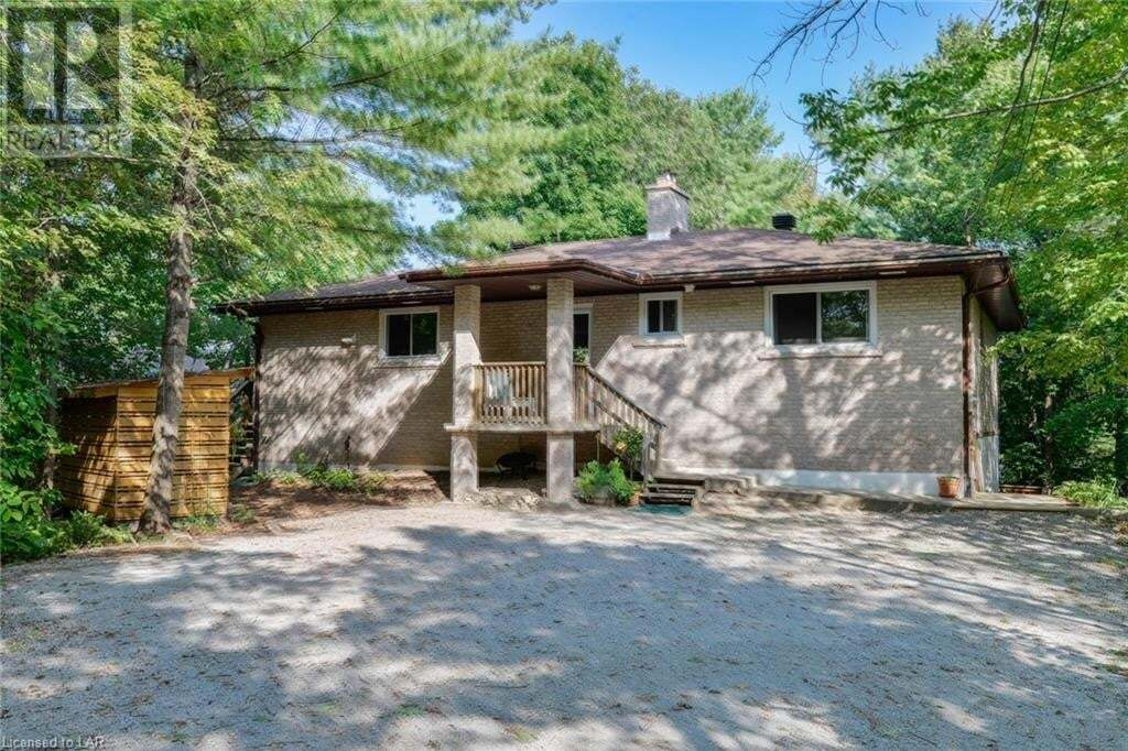 House for sale at 7671 Doner Dr Washago Ontario - MLS: 40017272