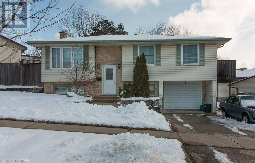 House for sale at 768 Boyle Dr Woodstock Ontario - MLS: 244393