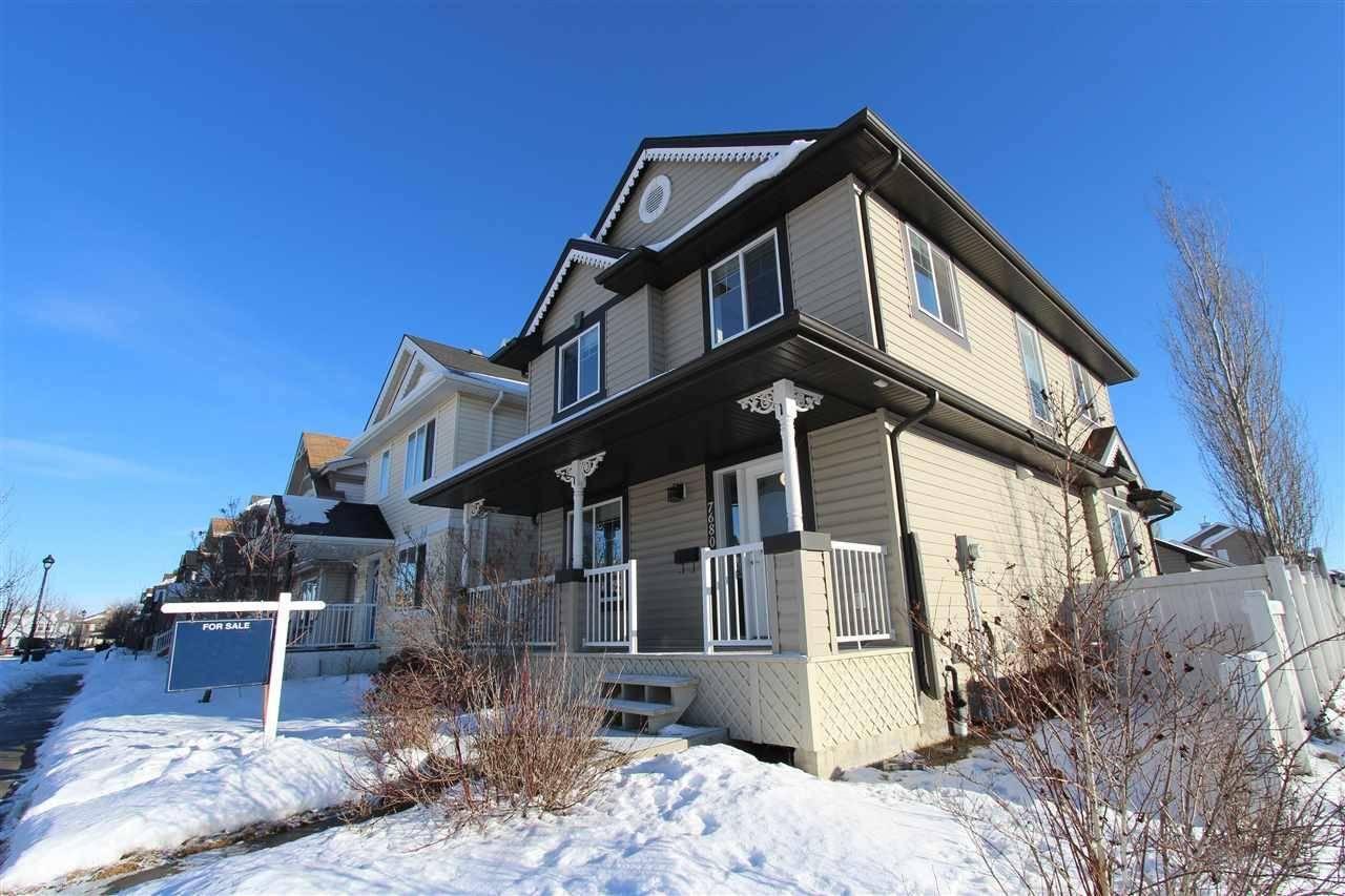 House for sale at 7680 Schmid Cres Nw Edmonton Alberta - MLS: E4186227