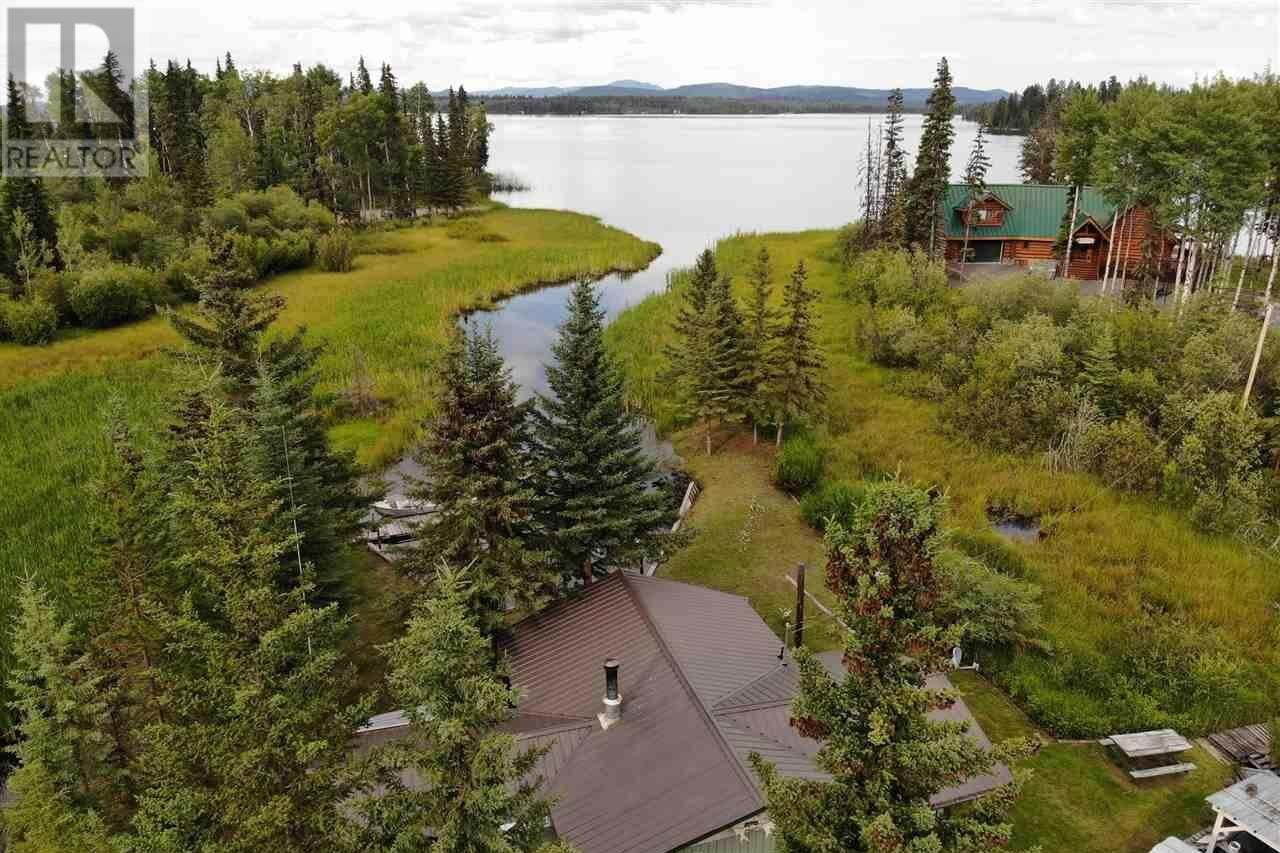 House for sale at 7681 Larson Rd Bridge Lake British Columbia - MLS: R2458705