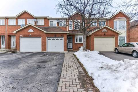 Townhouse for sale at 769 Constellation Dr Mississauga Ontario - MLS: W4691411