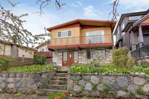 House for sale at 769 62nd Ave E Vancouver British Columbia - MLS: R2481361