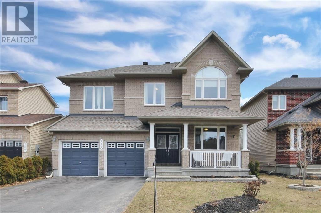 House for sale at 769 Lakebreeze Circ Ottawa Ontario - MLS: 1188148