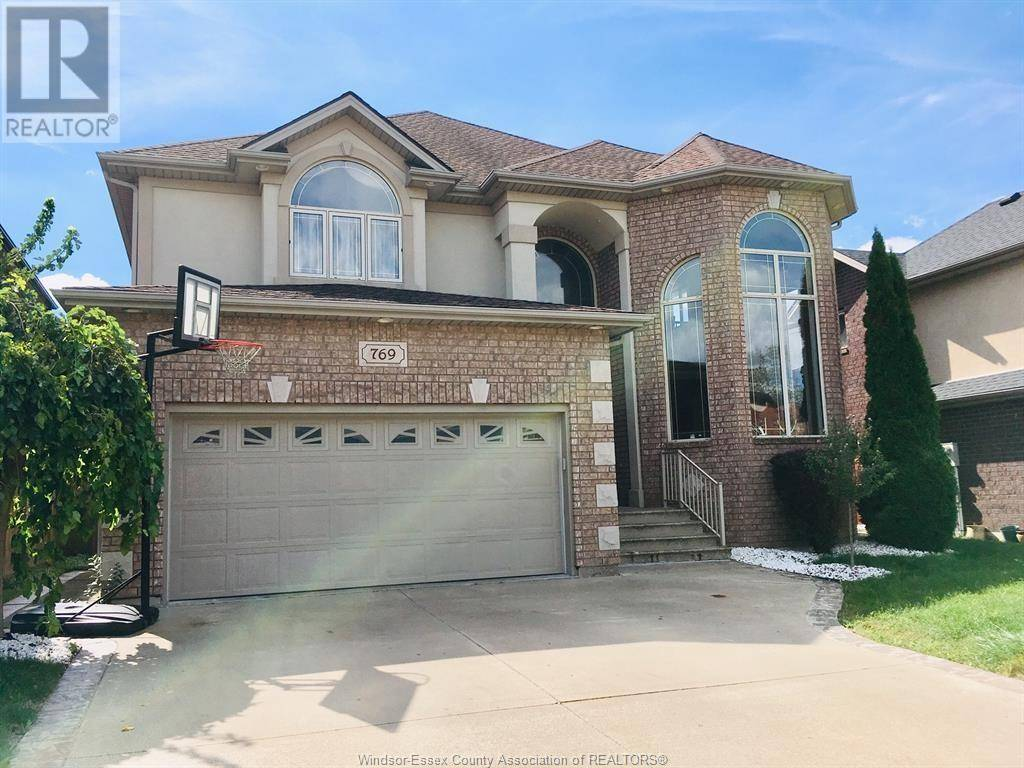 House for sale at 769 Massimo Cres Windsor Ontario - MLS: 19027095