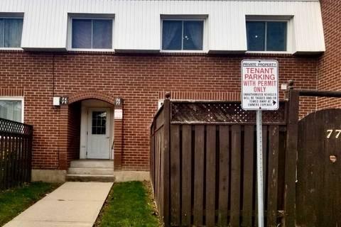 Condo for sale at 1010 Glen St Unit 77 Oshawa Ontario - MLS: E4628209