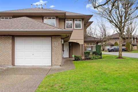 Townhouse for sale at 11737 236 St Unit 77 Maple Ridge British Columbia - MLS: R2519668