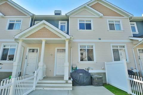 Townhouse for sale at 1804 70 St Sw Unit 77 Edmonton Alberta - MLS: E4142340