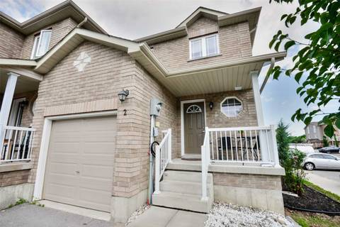 Condo for sale at 2 Southwoods Cres Barrie Ontario - MLS: S4480904