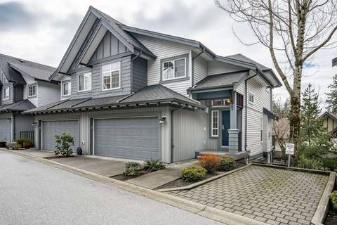 Townhouse for sale at 2200 Panorama Dr Unit 77 Port Moody British Columbia - MLS: R2448687