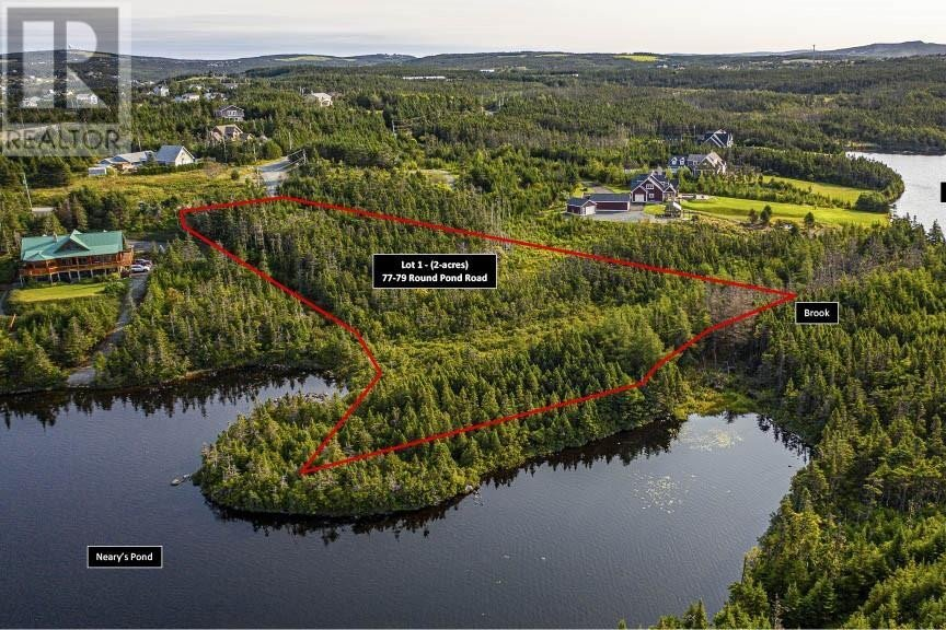 Home for sale at 77-79 Round Pond Rd Portugal Cove Newfoundland - MLS: 1221728