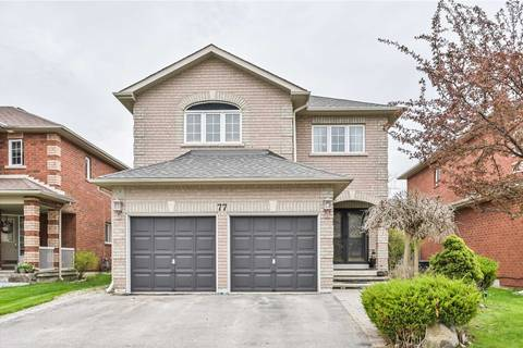 House for sale at 77 Amberview Dr Georgina Ontario - MLS: N4454267