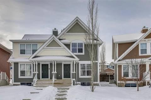 Townhouse for sale at 77 Auburn Crest Ln Southeast Calgary Alberta - MLS: C4288099