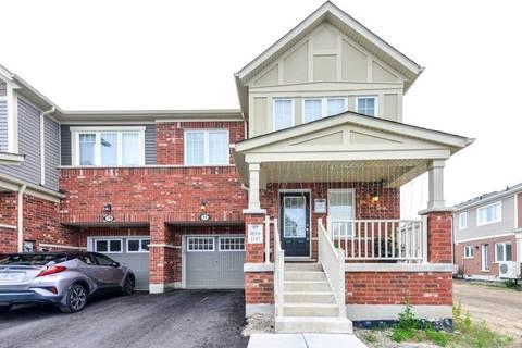 Townhouse for sale at 77 Benhurst Cres Brampton Ontario - MLS: W4611031