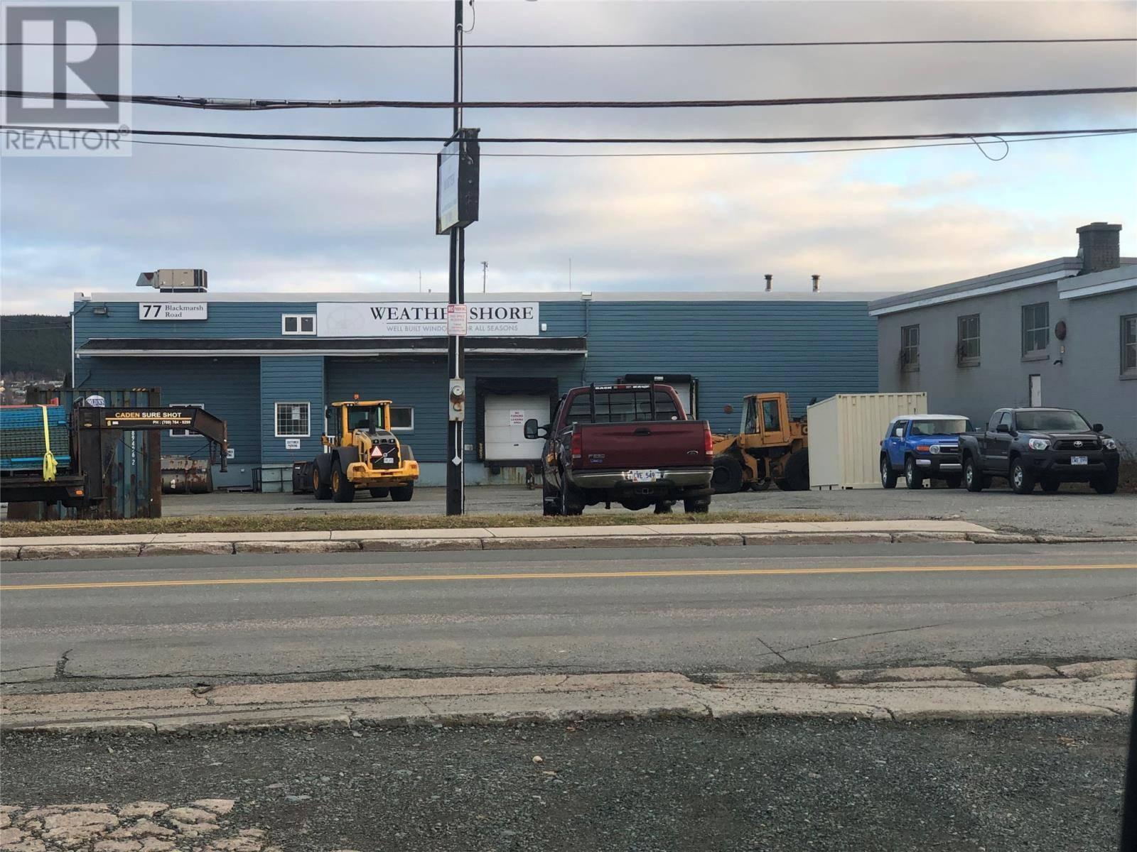 Home for sale at 77 Blackmarsh Rd St. John's Newfoundland - MLS: 1207744