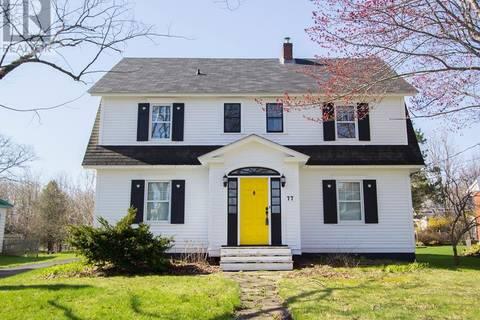 House for sale at 77 Bridge St Sackville New Brunswick - MLS: M122622