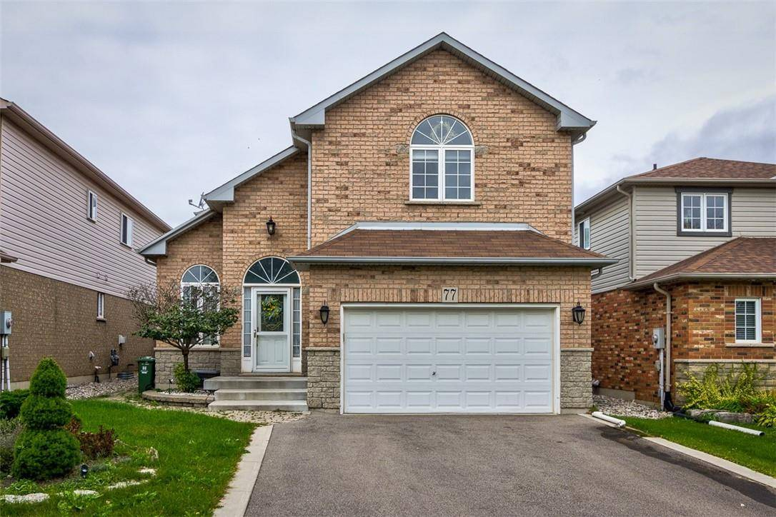House for sale at 77 Brookheath Ln Glanbrook Ontario - MLS: H4065128