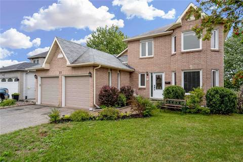 House for sale at 77 Browning Tr Barrie Ontario - MLS: S4566073