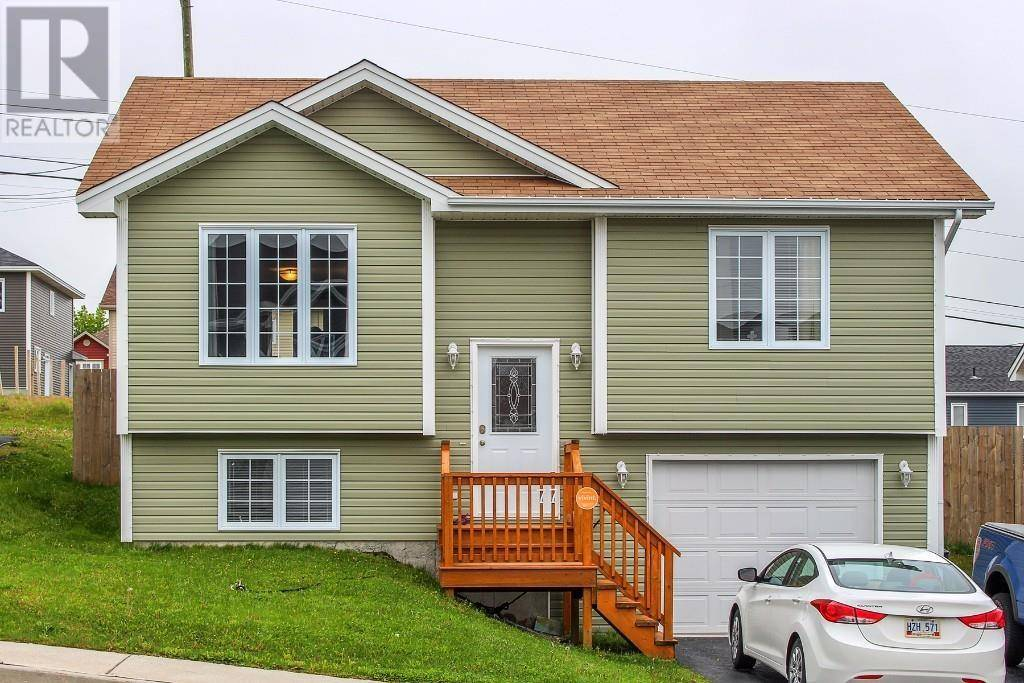 House for sale at 77 Cape Pine St St. John's Newfoundland - MLS: 1198907