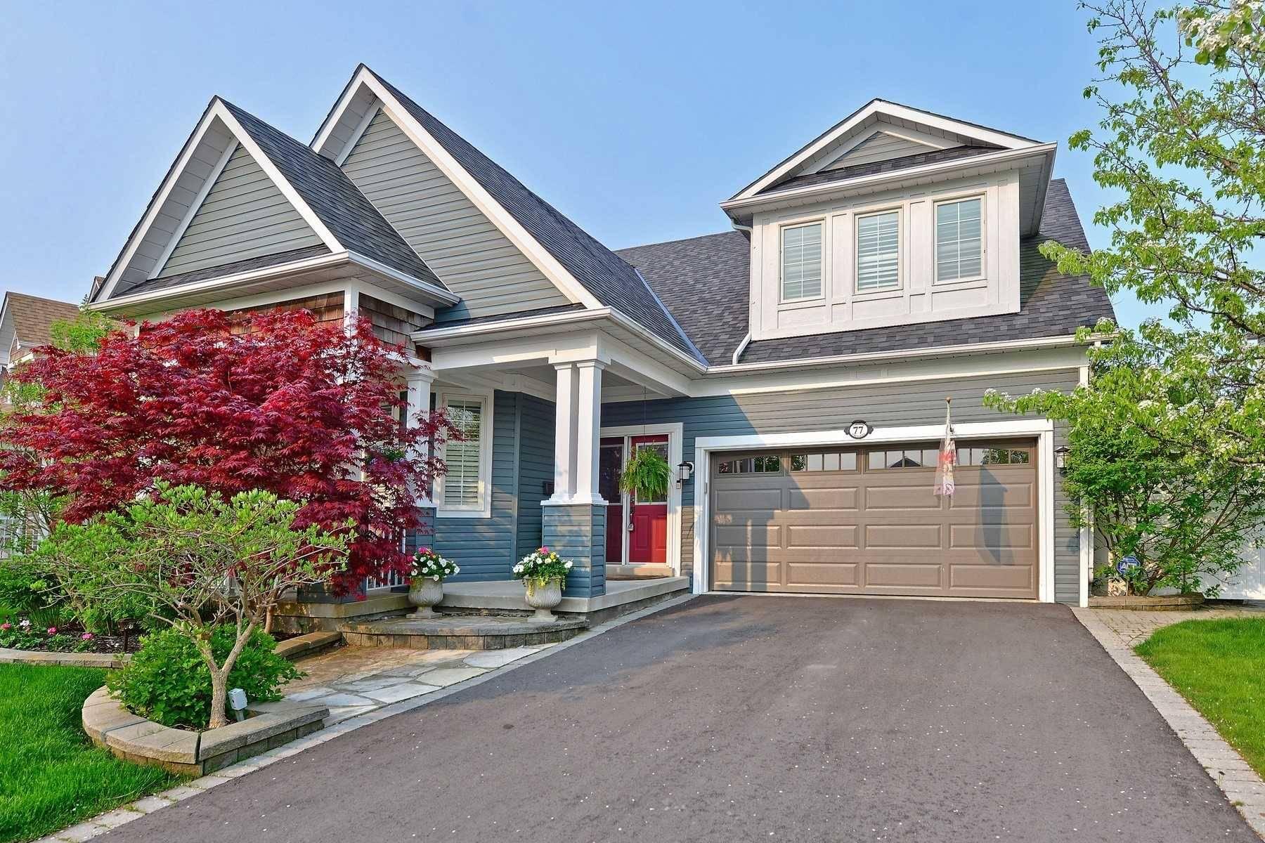 House for sale at 77 Carveth Cres Clarington Ontario - MLS: E4446473