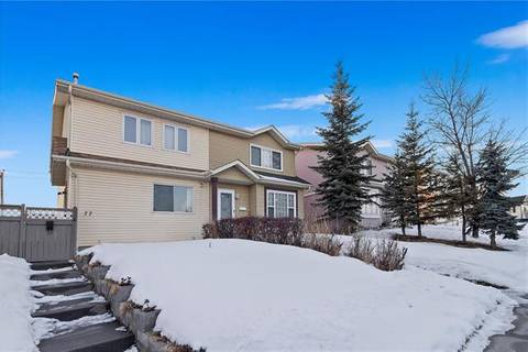 Townhouse for sale at 77 Castlebrook Wy Northeast Calgary Alberta - MLS: C4289342