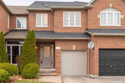 Townhouse for sale at 77 Cedarcrest Cres Richmond Hill Ontario - MLS: N4611382
