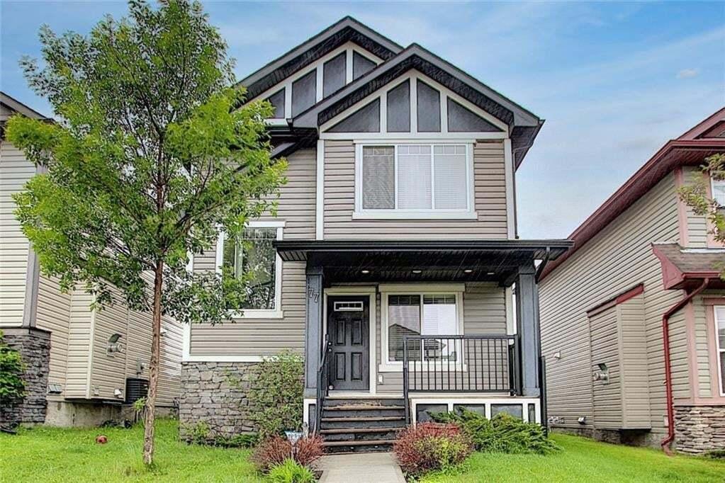 House for sale at 77 Cimarron Grove Cl Cimarron Grove, Okotoks Alberta - MLS: C4303644