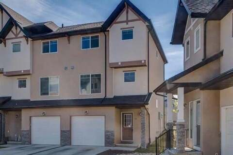 Townhouse for sale at 77 Cimarron Vista Garden Okotoks Alberta - MLS: C4296354