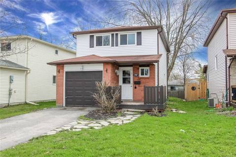 House for sale at 77 Corbett Dr Barrie Ontario - MLS: S4541710