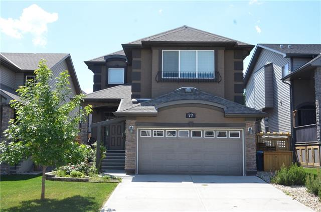For Sale: 77 Cranarch Grove Southeast, Calgary, AB | 4 Bed, 3 Bath House for $618,000. See 27 photos!