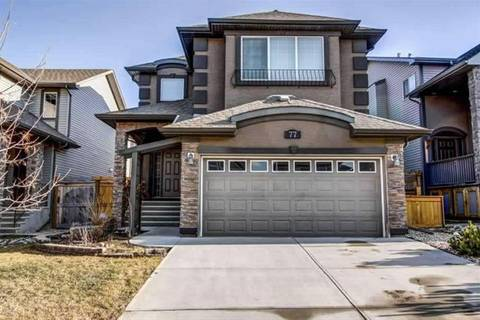 House for sale at 77 Cranarch Gr Southeast Calgary Alberta - MLS: C4279867