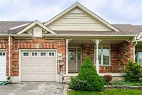 Townhouse for sale at 77 Doctor Moore Ct Halton Hills Ontario - MLS: W4773943