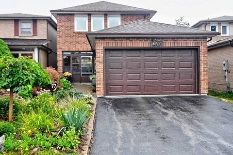 House for sale at 77 Don Head Village Blvd Richmond Hill Ontario - MLS: N4577296
