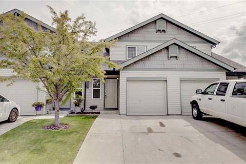 Townhouse for sale at 77 Eversyde Ct Southwest Calgary Alberta - MLS: C4249457