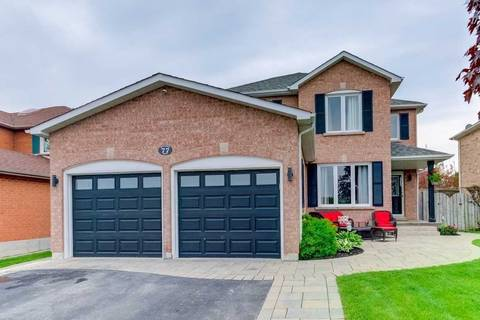 House for sale at 77 Glenabbey Dr Clarington Ontario - MLS: E4511682