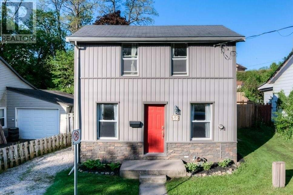 House for sale at 77 Grand River St South Paris Ontario - MLS: 30810400
