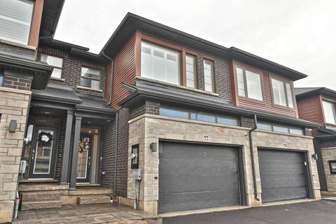 Townhouse for sale at 77 Greenwich Ave Hamilton Ontario - MLS: X4729136